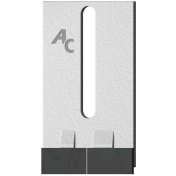 Scraper for Packer Rolls type Rau