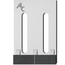 Scraper for Packer Rolls type Vicon