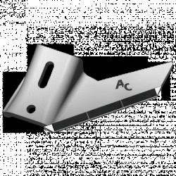 Aileron Déchaumage Universel, Width 115mm