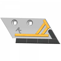 RASETTE KUHN-HUARD  E.A.64 D