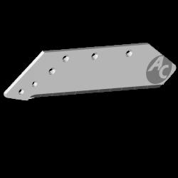 """SOC CHARRUE 16"""" KUHN-HUARD 622136  D 12mm"""