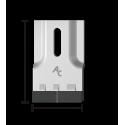 Scraper for Packer Rolls type Breviglieri