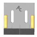 Scraper for Packer Rolls type Maschio