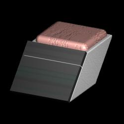 Renfort Lame Décompacteur DURO - 50*30*30
