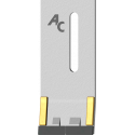 GRATTOIR KUHN K2505130 - LARG. 80 mm