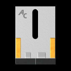 Scraper for Packer Rolls type Rabewerk