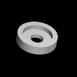 Rondelle pour Pointe Lemken Juwel - PBL 4156 - Ø40