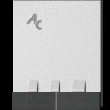 Scraper for Packer Rolls type Universal