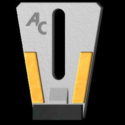 Grattoir pour Packer type Amazone